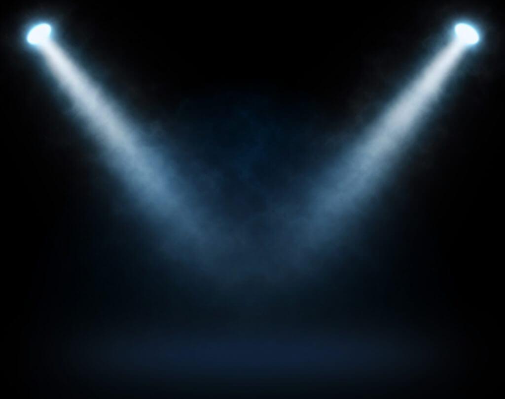 תאורה לכנס